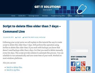 get-itsolutions.com screenshot