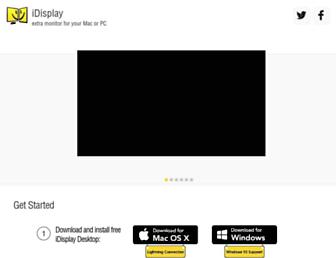 Thumbshot of Getidisplay.com