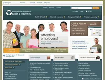 lni.wa.gov screenshot