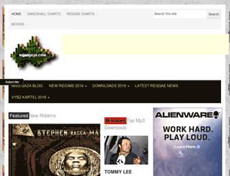 missgaza.com screenshot