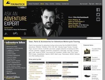 Thumbshot of Touratech-usa.com