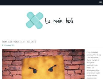 tumnieboli.eu screenshot