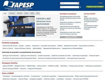 Thumbshot of Fapesp.br