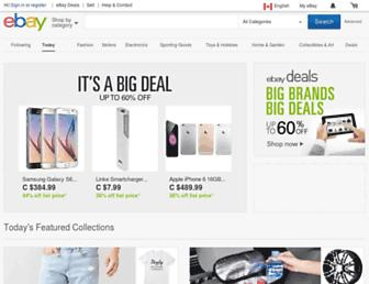 Thumbshot of Ebay.ca