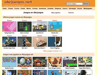 abcjuegos.net screenshot