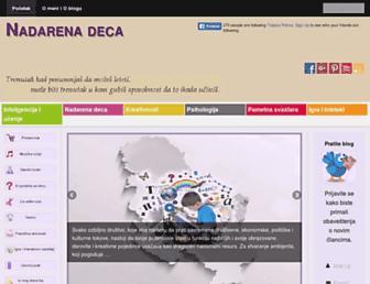 nadarenadeca.com screenshot