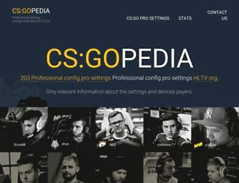 csgopedia.com screenshot