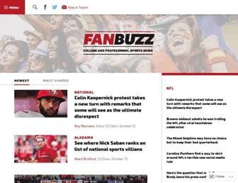 fanbuzz.com screenshot