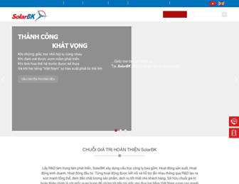 solarbk.vn screenshot