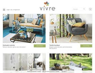 Thumbshot of Vivre.ro