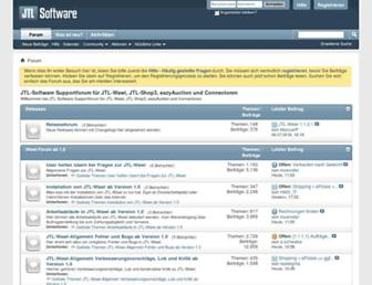 forum.jtl-software.de screenshot