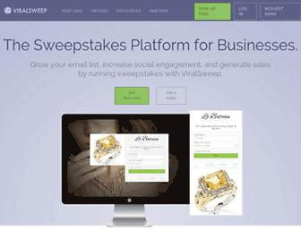 Thumbshot of Viralsweep.com