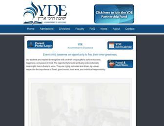 ydeschool.org screenshot