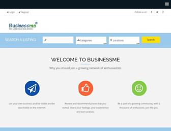 Thumbshot of Businessme.co.nz