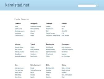 kamistad.net screenshot