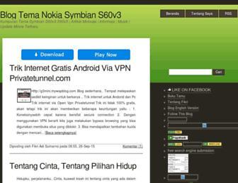 g3mini.mywapblog.com screenshot