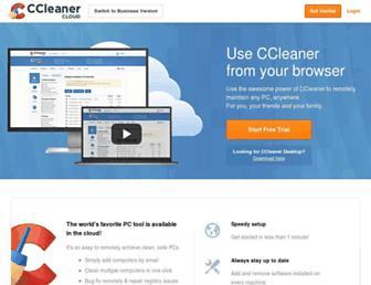 ccleaner.com screenshot