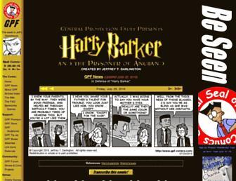 Thumbshot of Gpf-comics.com