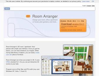 roomarranger.com screenshot