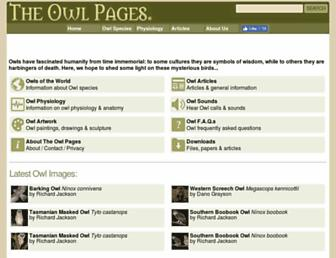 Thumbshot of Owlpages.com