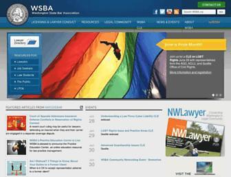 wsba.org screenshot