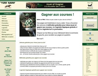 turfgains.free.fr screenshot