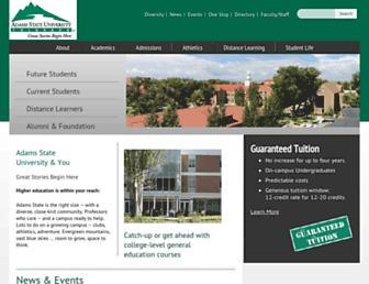 Thumbshot of Adams.edu