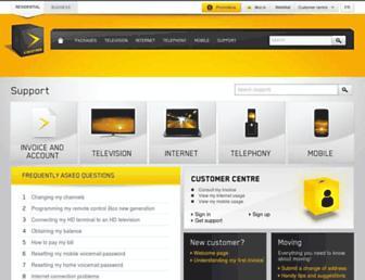 support.videotron.com screenshot