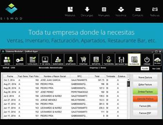 sismod.com screenshot