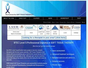 theisrm.com screenshot