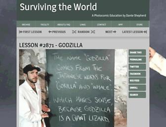 Thumbshot of Survivingtheworld.net
