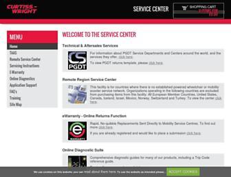 support.pgdt.com screenshot