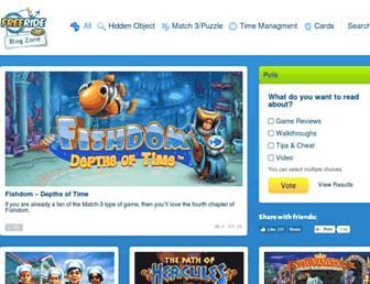 blog.freeridegames.com screenshot
