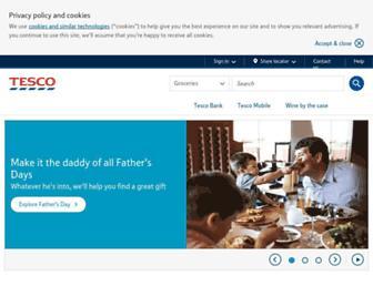 reviews.tesco.com screenshot