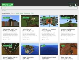 fmcpe.com screenshot