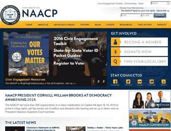 Thumbshot of Naacp.org