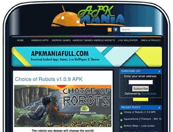 apkmaniafull.com screenshot