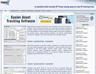 tialsoft.com screenshot