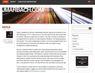 Thumbshot of Jmarbach.com