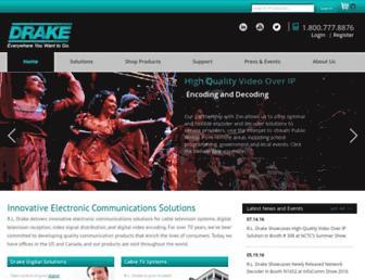 rldrake.com screenshot