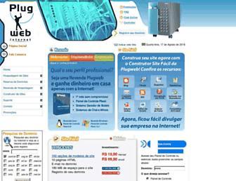 plugweb.com.br screenshot