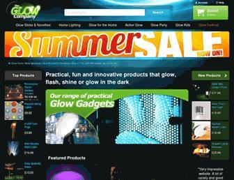 Thumbshot of Glow.co.uk