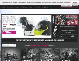valerisport.it screenshot