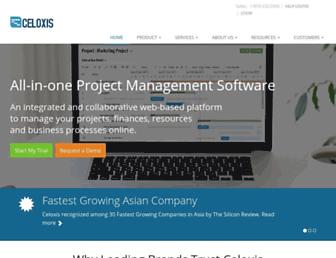 Thumbshot of Celoxis.com