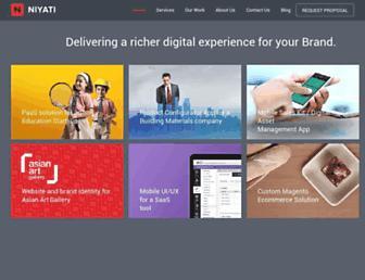 Thumbshot of Niyati.com