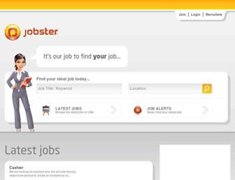 Thumbshot of Jobster.com