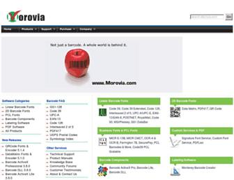 mdn.morovia.com screenshot