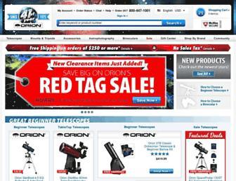 telescope.com screenshot
