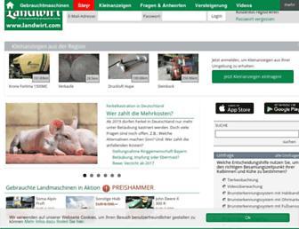 landwirt.com screenshot