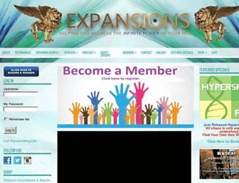 expansions.com screenshot